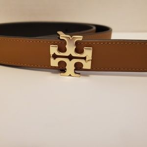 Tori Burch reversible belt